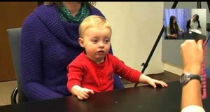video this smart toddler is more
